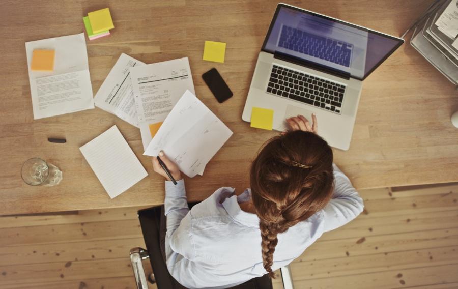 ทำงานที่บ้านอย่างไรให้มีประสิทธิภาพ